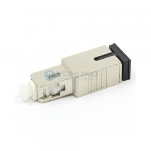 SC/UPC Single-Mode Attenuation 1 to 30dB Plug Type Fixed Optical Attenuator