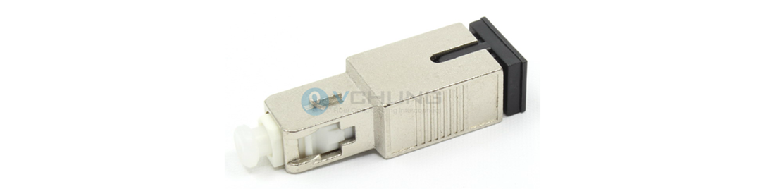 Plug type fixed SC optical attenuator single-mode SC/UPC attenuation 1 to 30dB