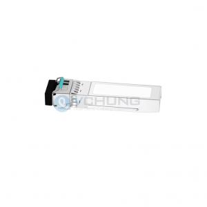 SFP Cisco Compatible SFP-10G-BXU-I, 10G BiDi SFP+ 1270nm-Tx/1330nm-Rx 10km Transceiver Module