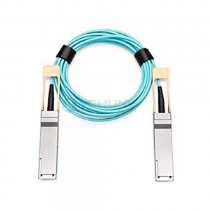 For Cisco QSFP-100G-AOC1M 100G QSFP28 Active Optical Cable (AOC )