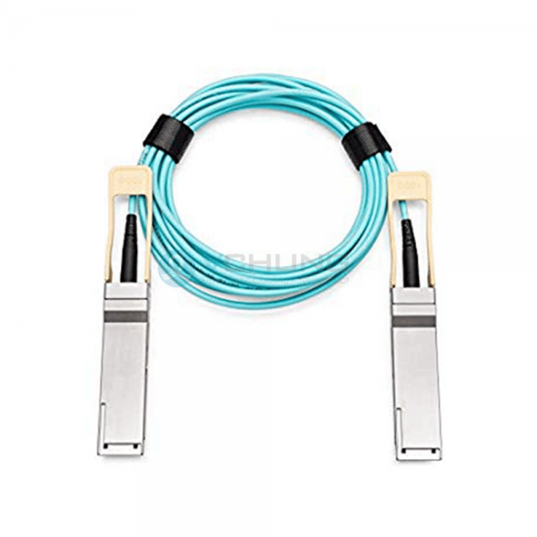 Cisco QSFP-100G-AOC1M Compatible 100G QSFP28 to QSFP28 Active Optical Cable (AOC )