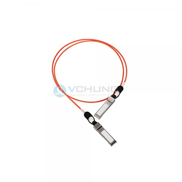 Cisco Compatible SFP-10G-AOCxM, 10G SFP+ OM2 Orange Jacket Active Optical Cable (AOC cable)