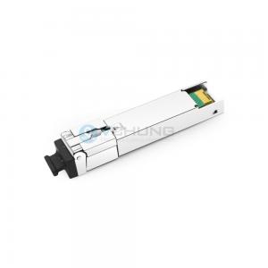 GPON-OLT-C+, GPON OLT SFP TX-2.5G/RX-1.25G TX1490nm/RX1310nm Class C+ 20km SC SMF Transceiver Module