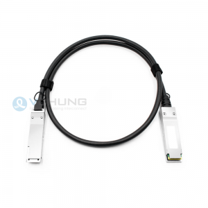 Juniper Network QSFP-H40G-CUxxM Compatible 40G QSFP+ Passive Direct Attach Copper Twinax Cable
