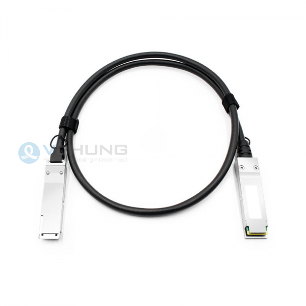 Juniper Network QSFP-H40G-CUxxM Compatible 40G QSFP+ Passive Direct Attach Copper Twinax Cable