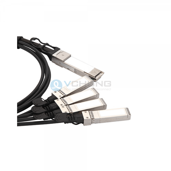 QSFP-100G-CUxM 100G QSFP28 DAC Passive Direct Attach Copper Twinax Cable, Cisco Compatible