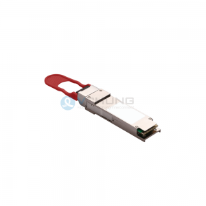 For Brocade QSFP-40G-ER4 Compatible 40G BASE-ER4 QSFP+ 1310nm 40Km LC connection Transceiver Module
