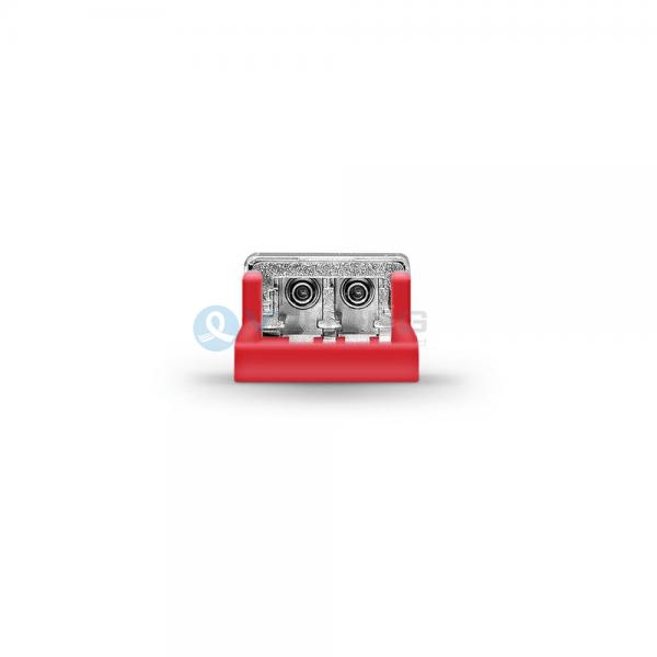 For Brocade QSFP-40G-ER4 Compatible 40G BASE-ER4 QSFP+ 1310nm 40Km LC connection Transceiver Module