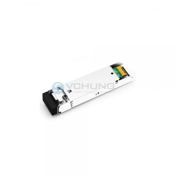 For Cisco GLC-FE-100BX-U Compatible 100BASE-BX10-U SFP Tx1310nm/Rx1550nm 10km Optical Transceiver Module