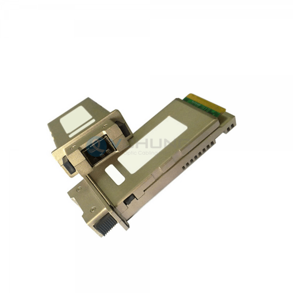 For Cisco CVR-X2-SFP10G Compatible, 10GBASE X2 to SFP+ Converter Module