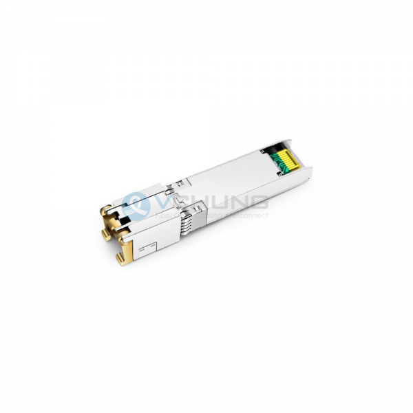 GLC-T 10/100/1000BASE-T SFP Copper RJ-45 100m Transceiver Module, Juniper Compatible