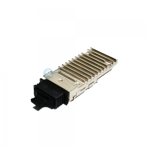 For Extreme X2-10GB-SR Compatible 10GBASE-SR X2 850nm 300m Multimode Fiber Transceiver Module