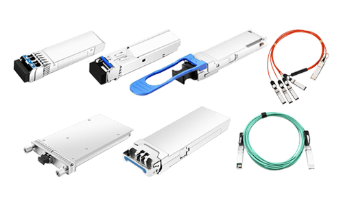 For Cisco QSFP-40G-PLRL4 Compatible 40GBASE-IR4 QSFP+ 1310nm 1.4km MTP/MPO Connector Transceiver Module