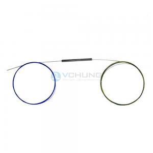 1x2 FBT Fused Biconic Taper Coupler Three window coupler or Dual window coupler