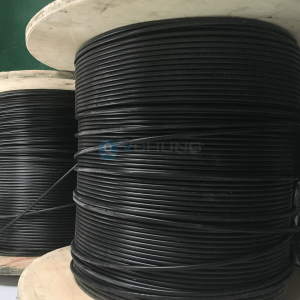 Outdoor Multifiber Cables 48-core single-mode SMF trunk breakout fiber optical cable
